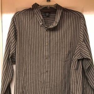 New Listing! Men's Long Sleeve 2XL Dress Shirt
